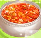 Làm súp Ý