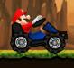 Mario lái xe trên núi