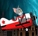Mèo Tom bay lượn