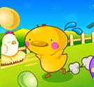 Vịt con tránh trứng