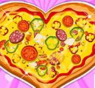 banh-pizza-trai-tim