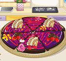 Bánh pizza socola