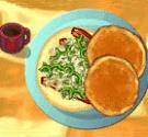 bua-sang-voi-trung-omlet