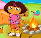 Dora đi cắm trại