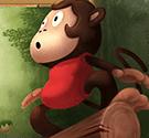 Khỉ rừng nhảy cao
