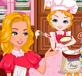Làm bánh với mẹ
