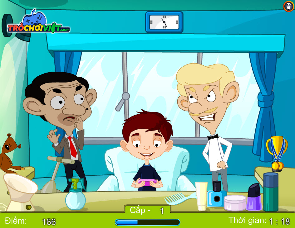 game-mr-bean-cat-toc-hinh-anh-3