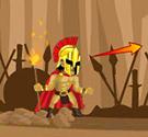Spartan phóng lao