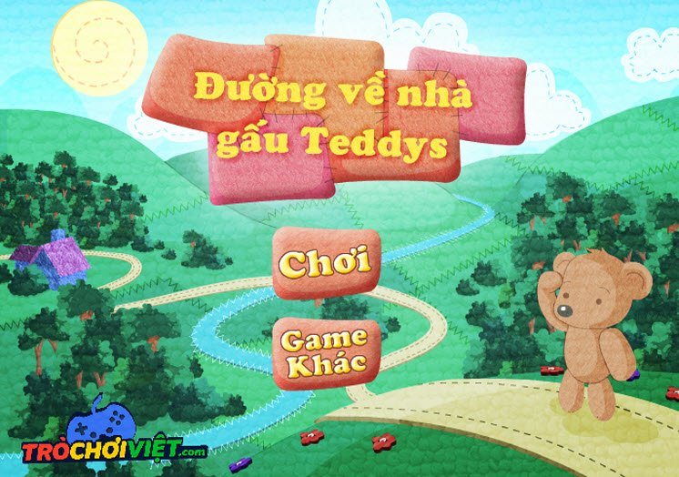 game-duong-ve-nha-gau-teddy-hinh-anh-1