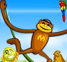 Khỉ con làm siêu nhân