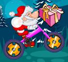 Đạp xe gom quà