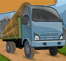 Đỗ xe chở gỗ