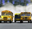 Đua xe buýt trường học