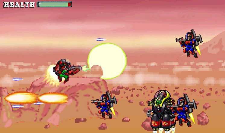 Game Free Mars hình ảnh 3