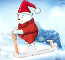 Gấu trượt tuyết