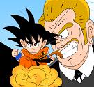 Goku diệt quân Băng Đỏ