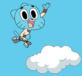 Gumball lên mây