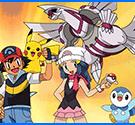 Pokemon tháp pha lê
