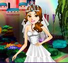 Thời trang áo cưới cho công chúa lọ lem