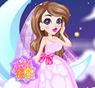 Thời trang áo cưới công chúa