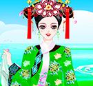 Thời trang công chúa trung hoa