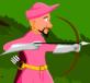 Xạ thủ áo hồng