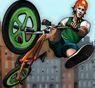 Xe đạp biểu diễn 3