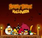 Angry Bird đón Halloween