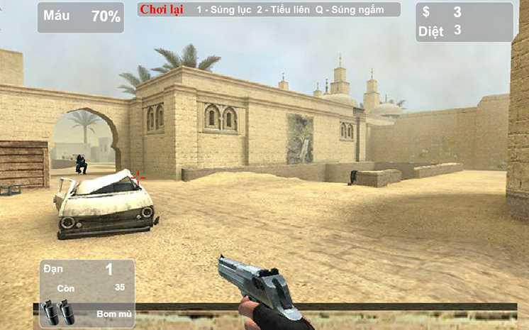 Game counter strike hình ảnh 2