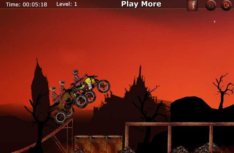 Game đua ATV dưới địa ngục hình ảnh 3
