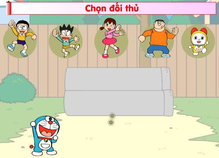 game-doremon-choi-cau-long-hinh-anh-1