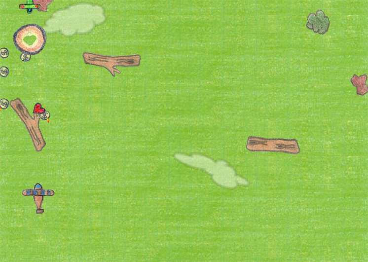 game-khong-chien-tren-giay-hinh-anh-1