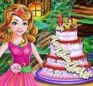 Làm bánh sinh nhật cổ tích