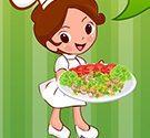 Salad tôm xoài
