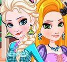 Thời trang Elsa và Rapunzel