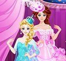 Tủ quần áo công chúa