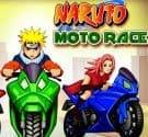 Naruto đua mô tô