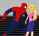 Người nhện cứu bạn gái
