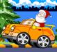 Santa đua xe