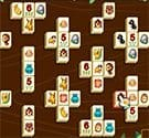 Mahjong rừng xanh