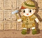 Nhà khảo cổ tí hon