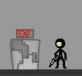 Ninja leo tường