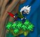 Ninja vượt sông