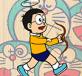 Nobita bắn cung