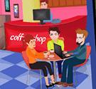 Quán cafe lãng mạn