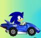 Sonic đua xe 2