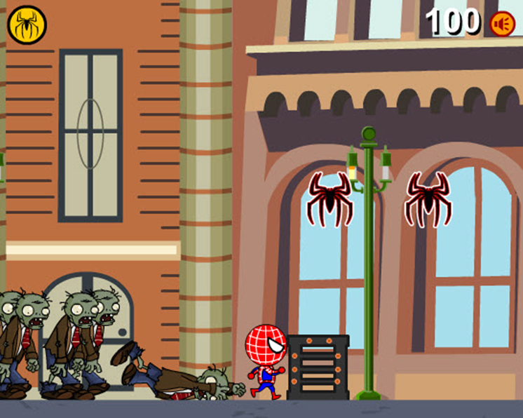 Game-spiderman-chay-tron-zombie-hinh-anh-2