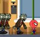 Spiderman chạy trốn Zombie