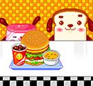 Tiệm Hamburger