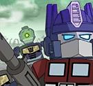 Transformer diệt zombie